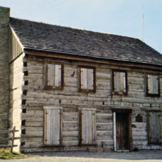 Salisbury Log Courthouse