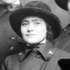 Wilma Wallace, Army Nurse Corps, World War I